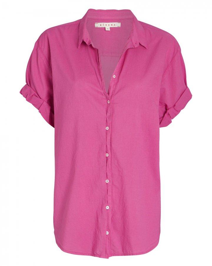 Channing Short Sleeve Button-Down Shirt