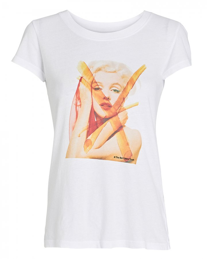 Cory Scoop Neck T-Shirt