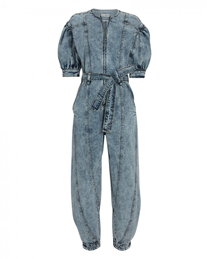 Sabra Denim Jumpsuit