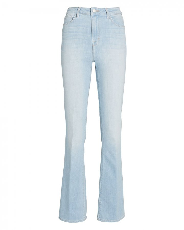 Oriana Straight-Leg Jeans