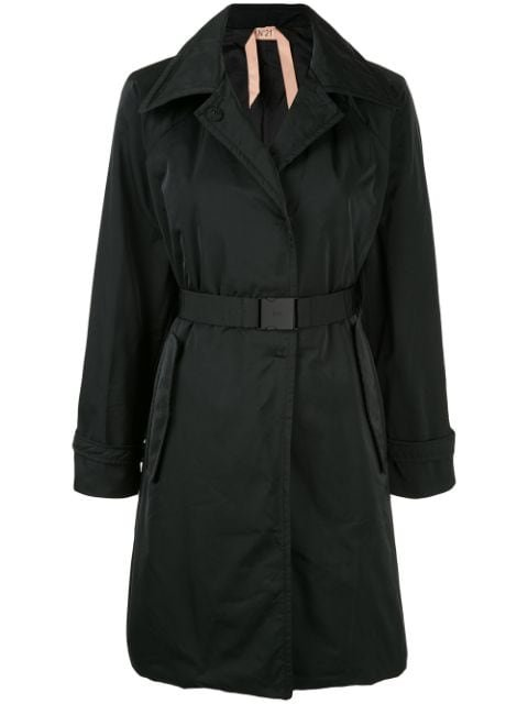 N°21 Belted Trench Coat Aw19 | Farfetch.com