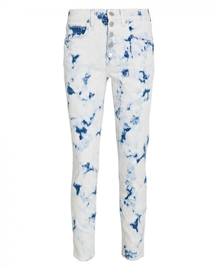 Debbie Tie-Dye Skinny Jeans