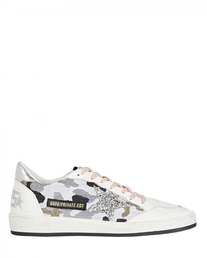 Ball Star Camo Sneakers