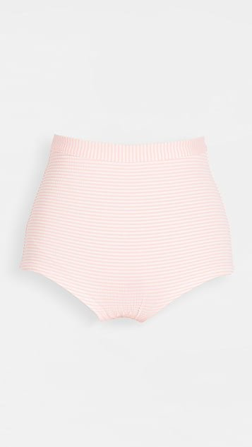 Olea High Waisted Bikini Bottoms