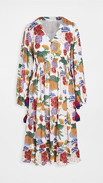 Cheri Floral Kiana Dress