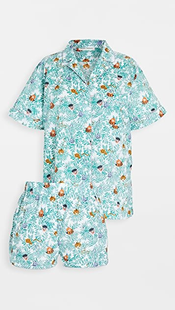 Head & Tails Lulu PJ Set