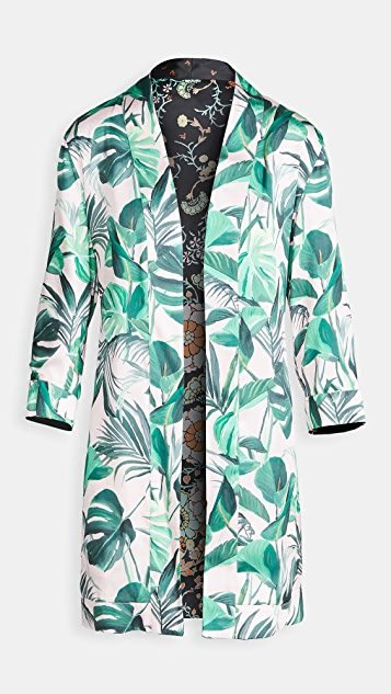 Lynn Reversible Shirt Kimono