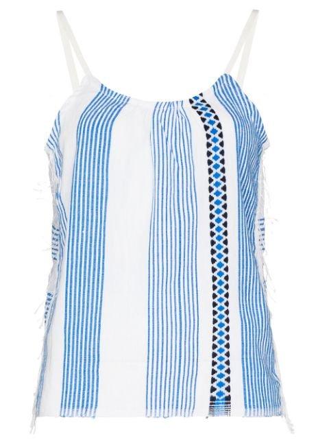 Lemlem Mizan stripe-pattern Camisole
