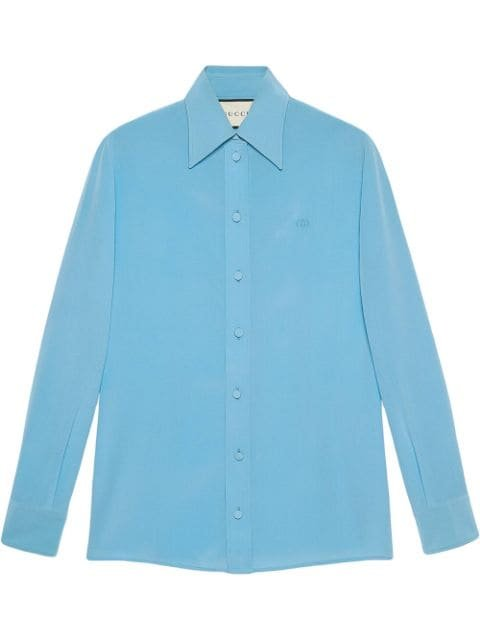 Gucci GG long-sleeved Shirt