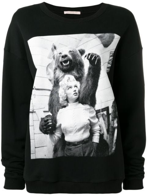 Christopher Kane Marilyn Sweatshirt Ss20 | Farfetch.com