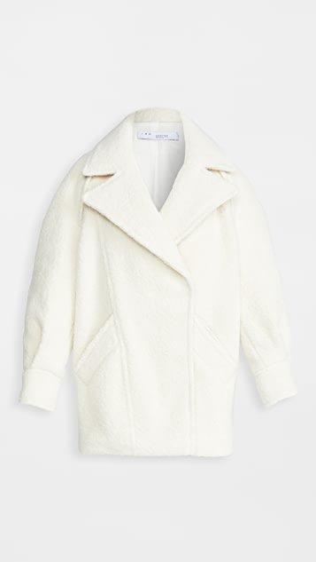 Charco Alpaca Coat
