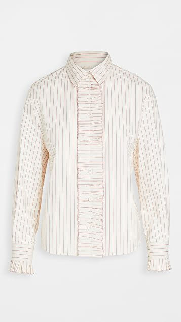 Frill Point Shirt