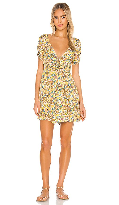 Forget Me Not Mini Dress