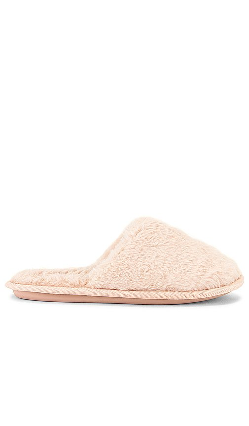 Victoria Teddy Slippers
