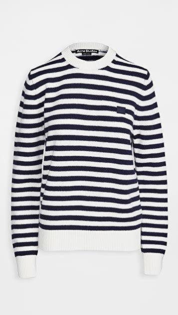 Kalon Stripe Face Knitwear