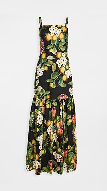 Cordelia Strap Summer Dress