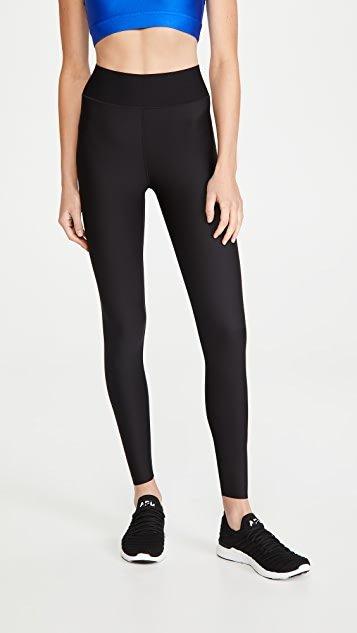 Ultra High Black Leggings