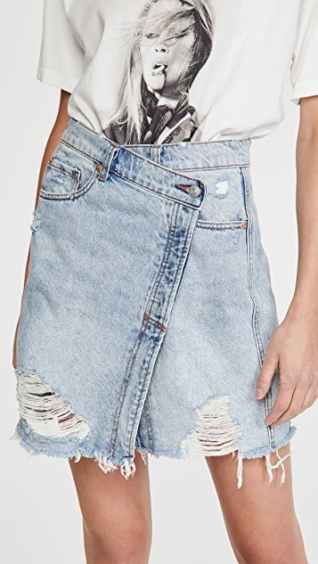 Parker Wrap Skirt