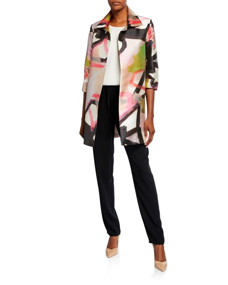 Happy Hour Printed Party Jacket