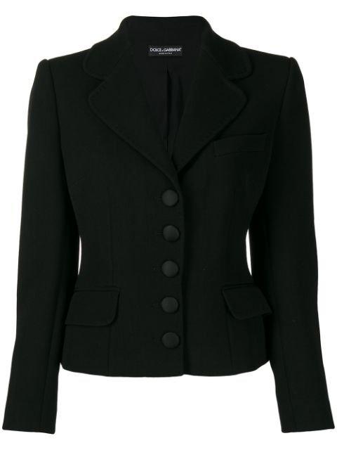 Dolce & Gabbana Coat Aw20 | Farfetch.Com