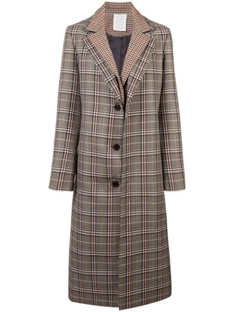 Monse Double Collar Coat  Ss20 | Farfetch.Com