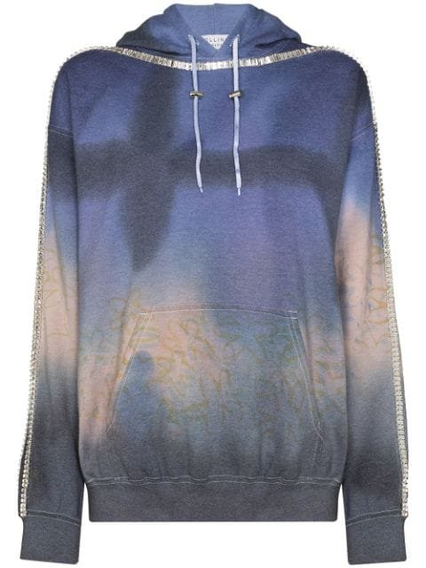 Collina Strada Sporty Spice graphic-print Hoodie