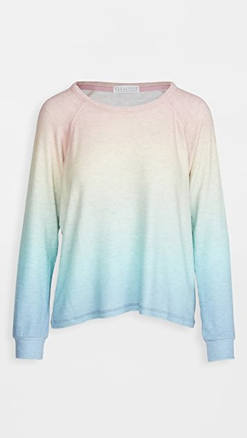 Beach Bound Ombre PJ Top