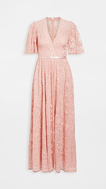 Trudy Belle Ankle Length Gown