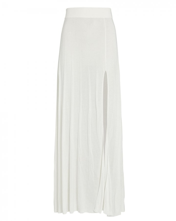 Isabelle Knit Maxi Skirt