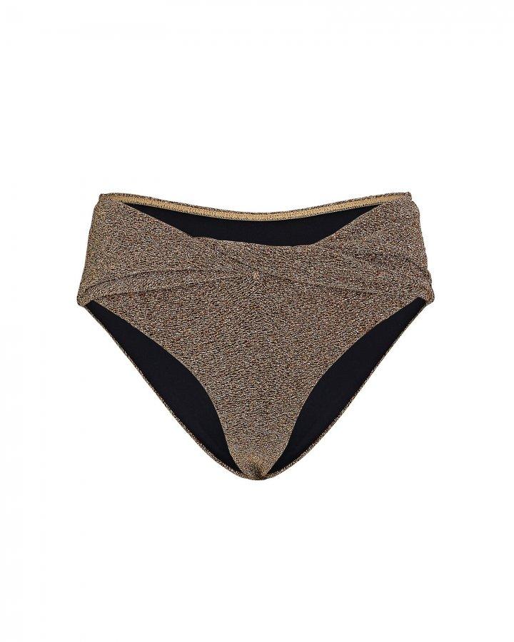 Elsa Lurex Bikini Bottoms