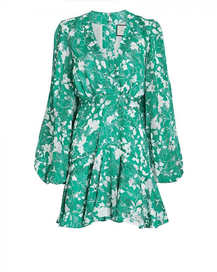 Neala Floral Mini Dress