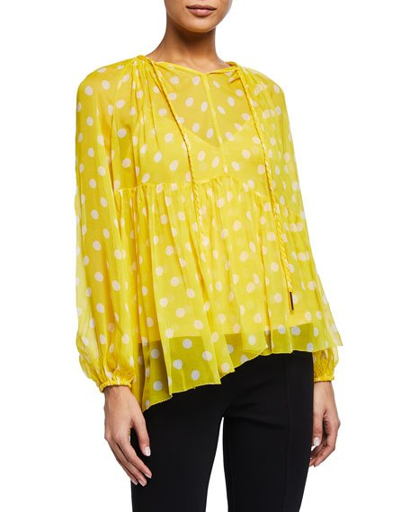 Brightside Swing Blouse