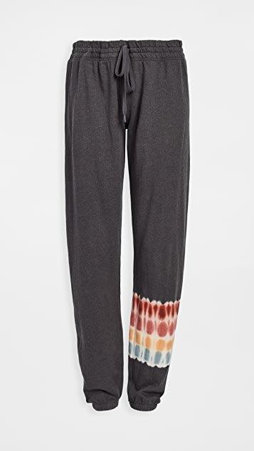 Rainbow Dye Sweatpants