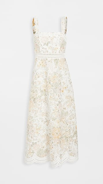 Amelie Embroidered Sundress