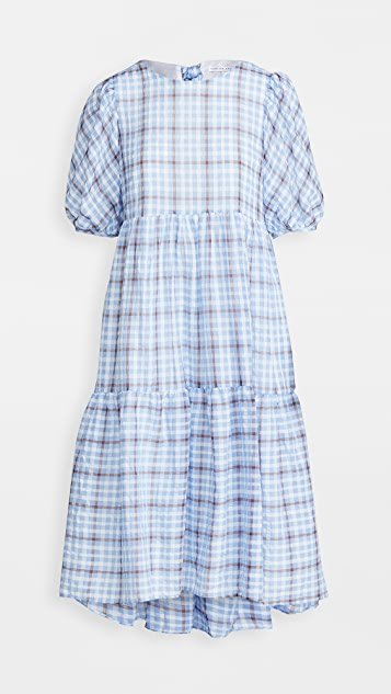Plaid Tent Dress