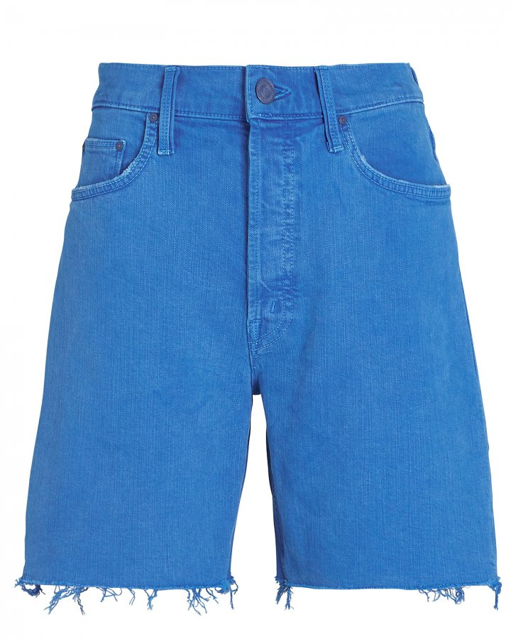 The Rowdy Cut-Off Shorts