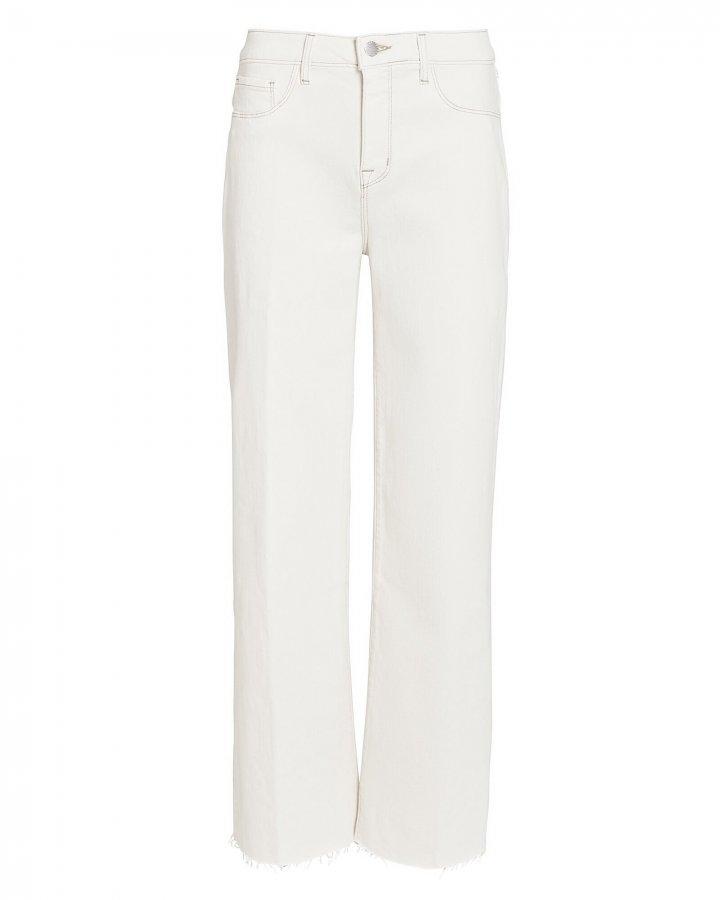 Danica High-Rise Wide-Leg Jeans