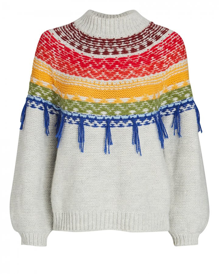 Payton Fair Isle Sweater