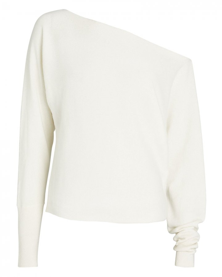 Reese Off-the-Shoulder Sweater