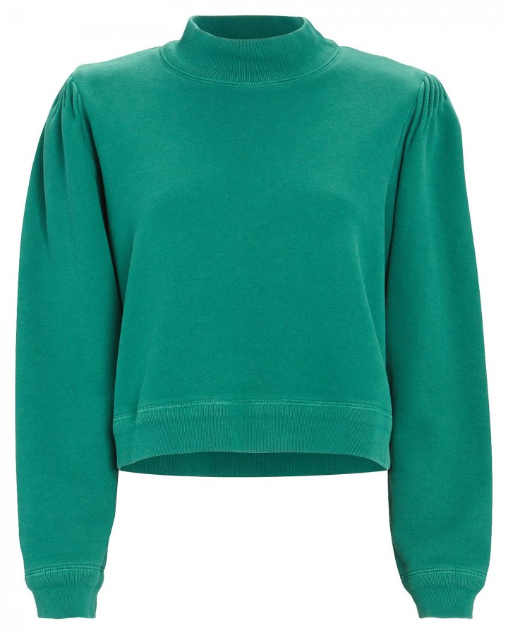 Metta Mock Neck Sweatshirt