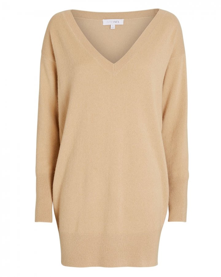 Moon Cashmere Sweater Dress