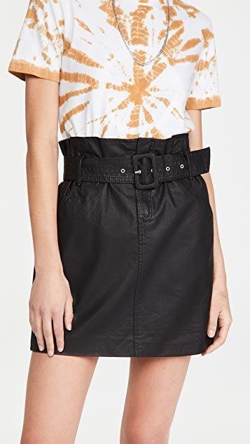 Dark Secrets Skirt
