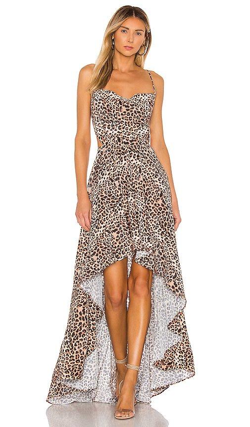 x REVOLVE Olympia Maxi Dress