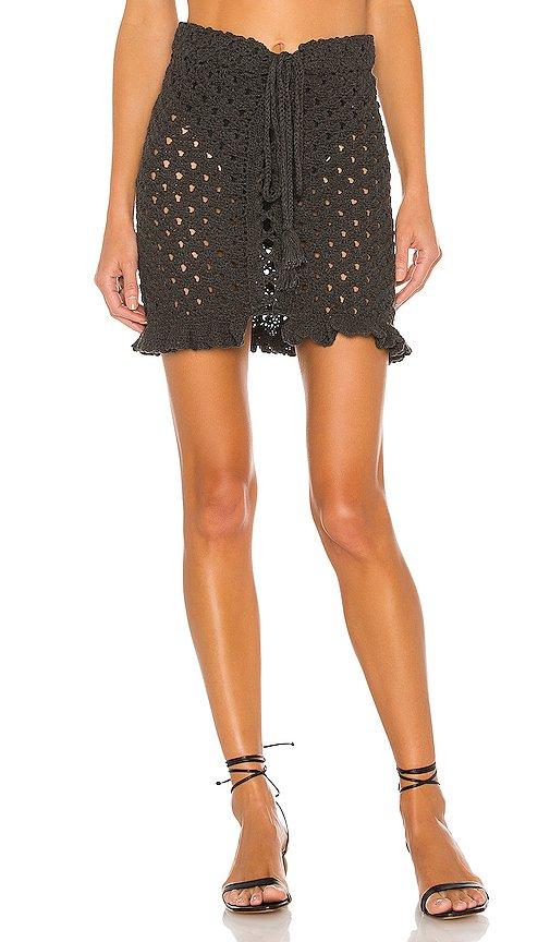Orla Crochet Skirt