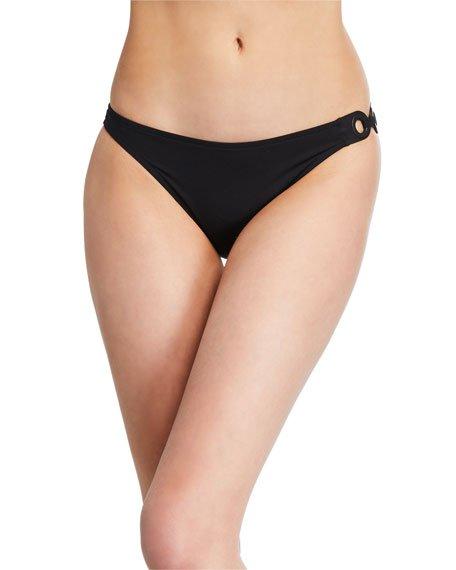 Culte Elegance Brazilian Low-Rise Bikini Swim Bottom