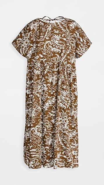 Caccia Dress