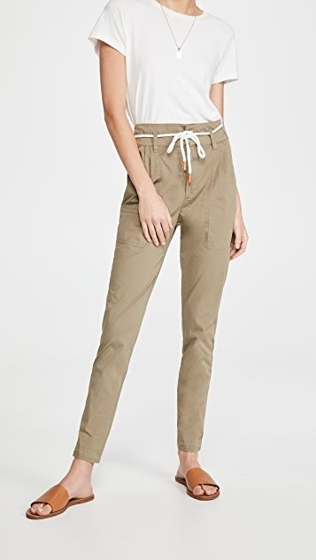 Casual Pleat Pants