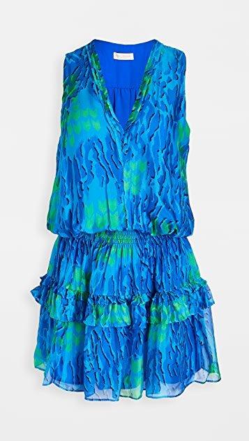 Printed Kimmy Dress