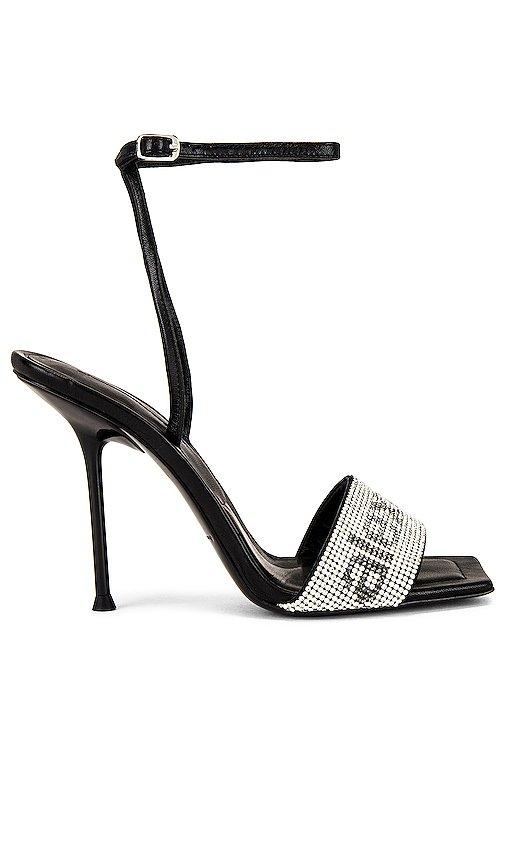 Julie Ankle Strap Heel