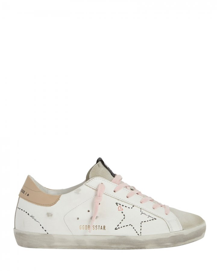 Superstar Perforated Low-Top Sneakers